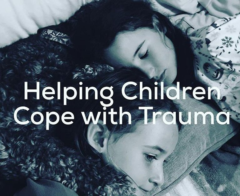 Helping Children Cope with Trauma