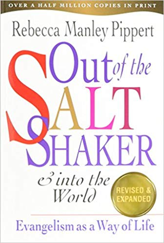 Out of the Saltshaker & Into the World